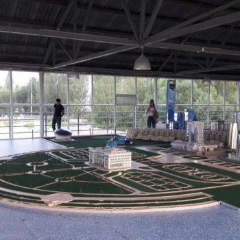Этно-мемориальный комплекс «Карта Казахстана «Атамекен»